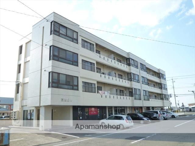 福井県福井市、日華化学前駅徒歩7分の築33年 4階建の賃貸マンション