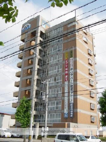 福井県福井市、福井駅バス15分問屋団地西口下車後徒歩2分の築24年 10階建の賃貸マンション