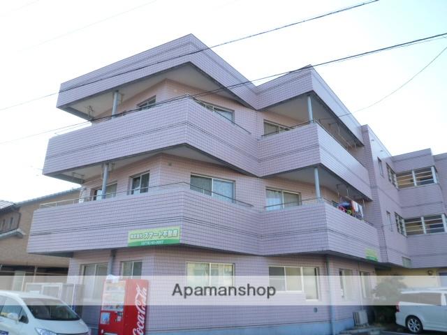 福井県福井市、福井口駅徒歩10分の築29年 3階建の賃貸マンション