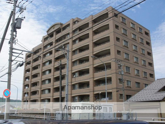 福井県福井市、新田塚駅徒歩5分の築14年 9階建の賃貸マンション