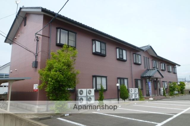 福井県福井市、福井口駅徒歩5分の築22年 2階建の賃貸アパート