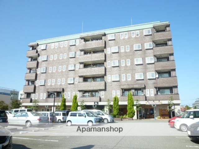 福井県福井市、越前開発駅徒歩7分の築17年 6階建の賃貸マンション