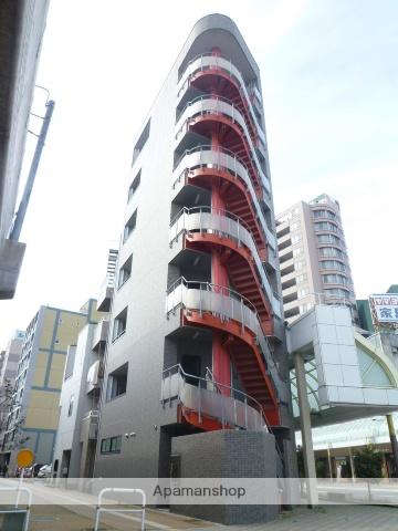 福井県福井市、福井駅徒歩5分の築14年 7階建の賃貸マンション