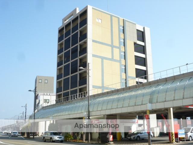 福井県福井市、福井駅徒歩5分の築14年 8階建の賃貸マンション