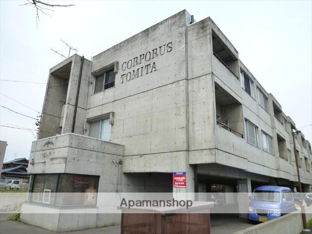 福井県福井市の築32年 3階建の賃貸マンション