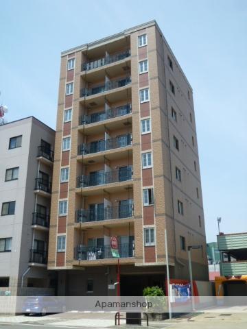 福井県福井市、福井駅徒歩5分の築12年 8階建の賃貸マンション