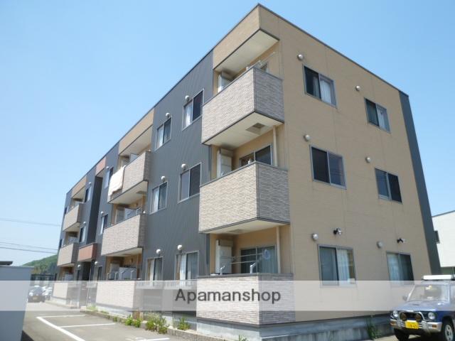 福井県福井市、越前花堂駅徒歩3分の築9年 3階建の賃貸マンション