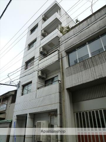 福井県福井市、福井駅徒歩5分の築30年 5階建の賃貸マンション