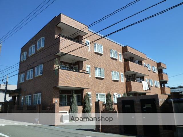 福井県福井市、越前開発駅徒歩10分の築15年 3階建の賃貸マンション