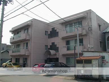 福井県福井市、福大前西福井駅徒歩13分の築30年 3階建の賃貸マンション