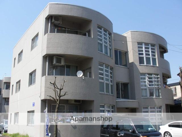 福井県福井市、越前開発駅徒歩2分の築26年 3階建の賃貸マンション