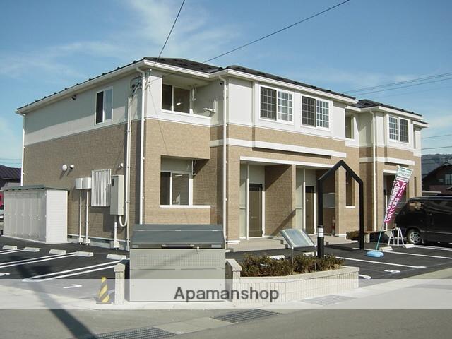 福井県坂井市、春江駅バス20分新間下車後徒歩3分の築8年 2階建の賃貸アパート