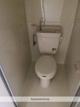 パトスイン'12(REG)[1R/18.15m2]のトイレ