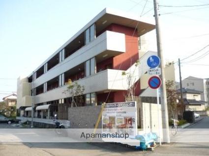 福井県福井市、福大前西福井駅徒歩8分の築36年 3階建の賃貸マンション