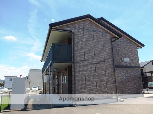 福井県福井市、福井駅バス10分和田東下車後徒歩5分の築11年 2階建の賃貸アパート