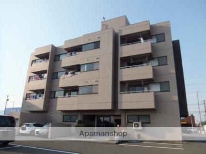 福井県福井市の築26年 4階建の賃貸マンション