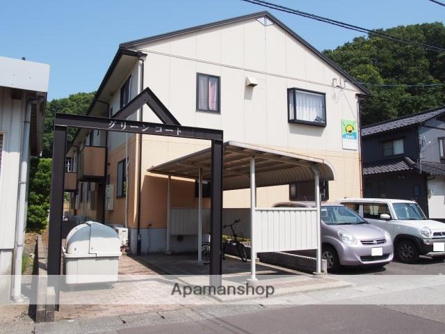 福井県福井市、福井駅バス8分若杉第二下車後徒歩5分の築18年 2階建の賃貸アパート