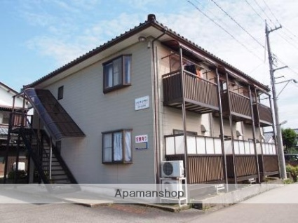 福井県福井市、東藤島駅徒歩10分の築23年 2階建の賃貸アパート
