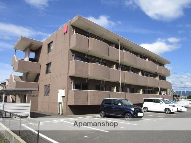 福井県福井市、江端駅徒歩3分の築7年 3階建の賃貸マンション