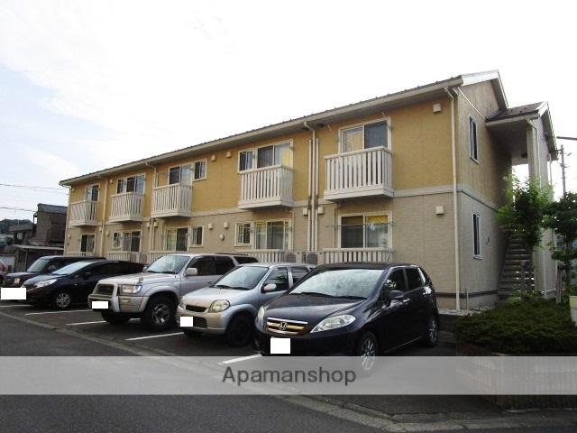 福井県福井市、赤十字前駅徒歩8分の築8年 2階建の賃貸アパート