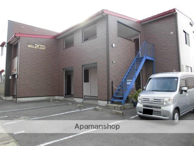 福井県坂井市、春江駅徒歩2分の築16年 2階建の賃貸アパート