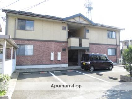 福井県吉田郡永平寺町、観音町駅徒歩5分の築16年 2階建の賃貸アパート
