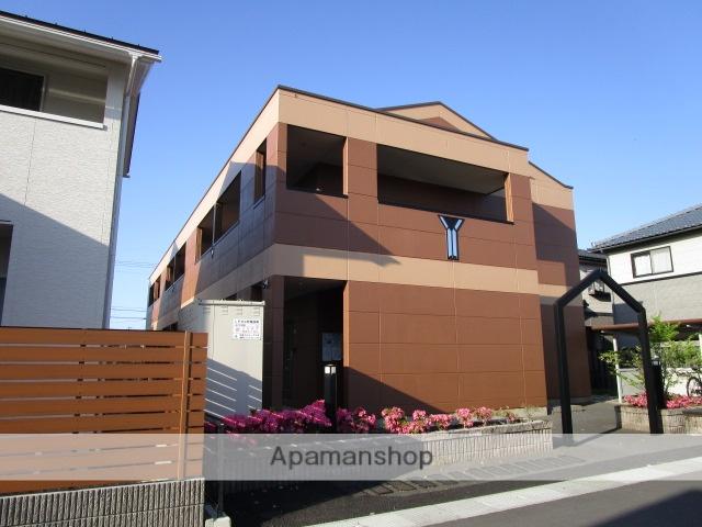 福井県福井市、新田塚駅徒歩5分の築12年 2階建の賃貸アパート