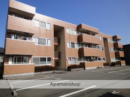 福井県福井市、新田塚駅徒歩13分の築20年 3階建の賃貸マンション