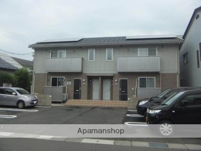 福井県福井市、江端駅徒歩13分の築2年 2階建の賃貸アパート