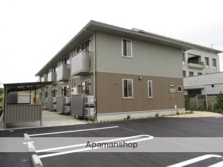 福井県福井市、森田駅徒歩18分の新築 2階建の賃貸アパート