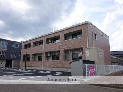 福井県福井市、新福井駅徒歩9分の新築 2階建の賃貸アパート
