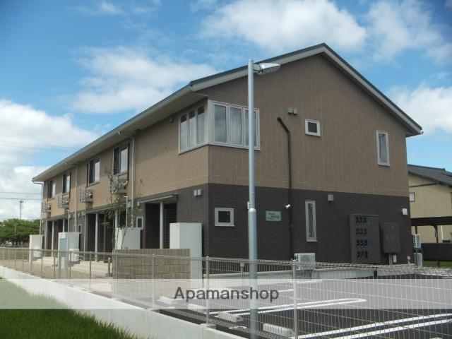 福井県福井市の新築 2階建の賃貸アパート