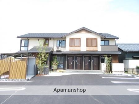福井県福井市の築1年 2階建の賃貸アパート