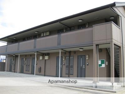 福井県福井市、越前花堂駅徒歩10分の築10年 2階建の賃貸アパート