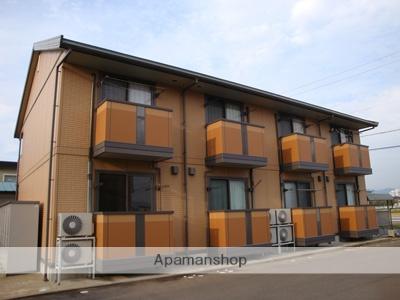 福井県福井市、福井駅バス10分和田東停下車後徒歩12分の築13年 2階建の賃貸アパート