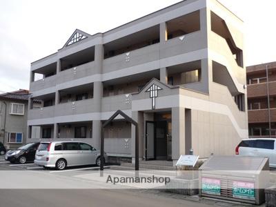 福井県福井市、福井駅バス20分福南団地入口下車後徒歩6分の築11年 3階建の賃貸マンション