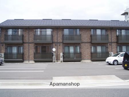 福井県福井市、福大前西福井駅徒歩5分の築11年 2階建の賃貸アパート
