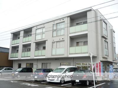 福井県福井市、福井駅徒歩19分の築10年 3階建の賃貸マンション