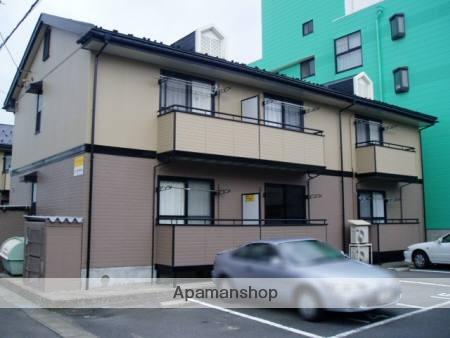 福井県福井市、福井駅バス15分二の宮2丁目下車後徒歩5分の築21年 2階建の賃貸アパート