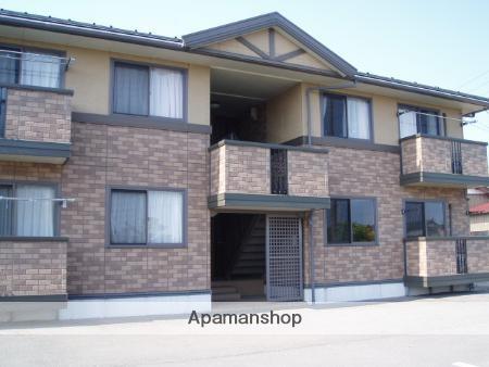 福井県坂井市、春江駅徒歩20分の築15年 2階建の賃貸アパート