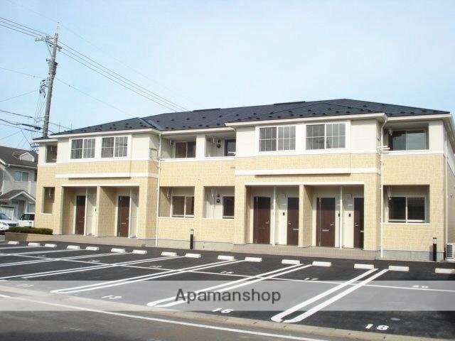 福井県福井市、福井駅京福バスバス20分和田中停下車後徒歩6分の築6年 2階建の賃貸アパート