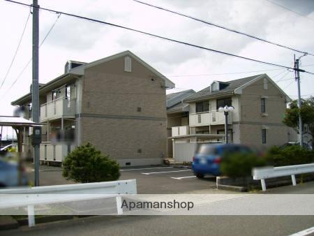 福井県福井市、福井駅京福バスバス9分和田東下車後徒歩5分の築28年 2階建の賃貸アパート