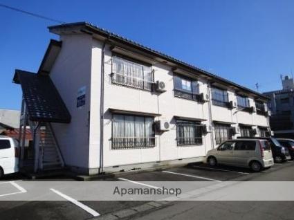 福井県福井市、越前開発駅徒歩12分の築24年 2階建の賃貸アパート