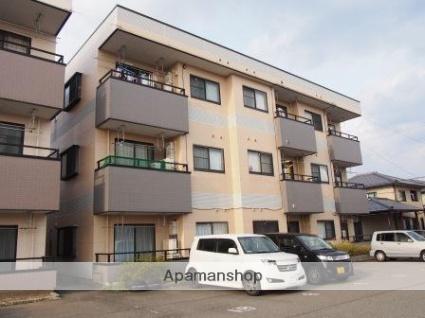 福井県坂井市の築20年 3階建の賃貸マンション