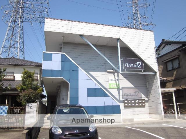 福井県福井市、福大前西福井駅徒歩20分の築27年 2階建の賃貸アパート