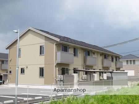 福井県福井市、福井駅京福バスバス30分上森田下車後徒歩4分の築3年 2階建の賃貸アパート