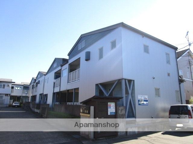 福井県福井市、江端駅徒歩19分の築19年 2階建の賃貸アパート