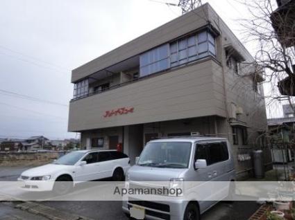 福井県福井市、福井駅バス15分問屋口下車後徒歩5分の築28年 2階建の賃貸アパート