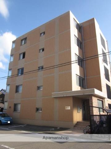 福井県福井市、福井駅徒歩17分の築12年 5階建の賃貸マンション