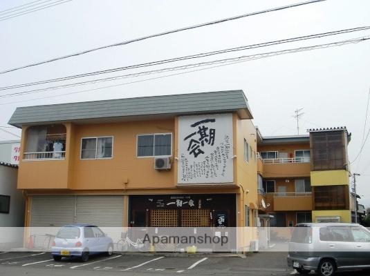 福井県福井市、福井駅徒歩13分の築35年 3階建の賃貸マンション